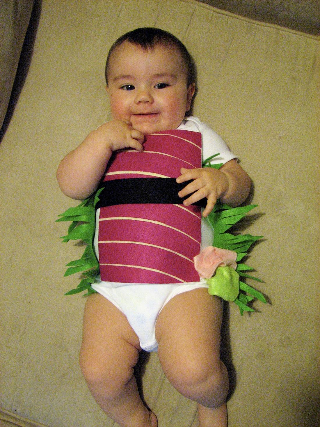 Baby-Sushi-Costume-Martha-Stewart