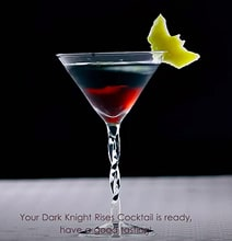 Delicious Dark Knight Rises Evening Cocktail Recipes