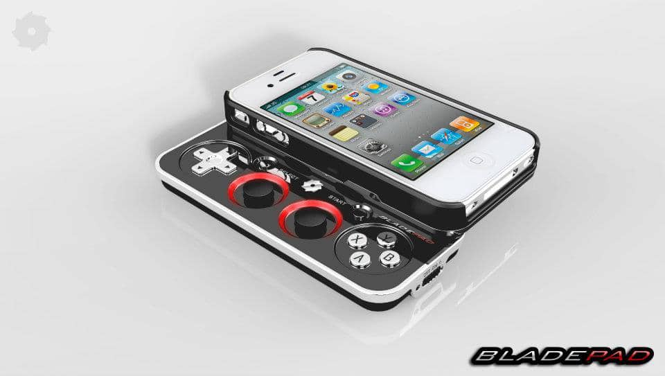 Bladepad-iPhone-Gaming-Tool