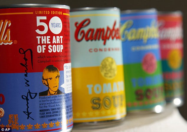 Campbell's-Soup-Andy-Warhol