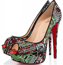 Christian Louboutin Heels For Geeks With Style (and Cash)