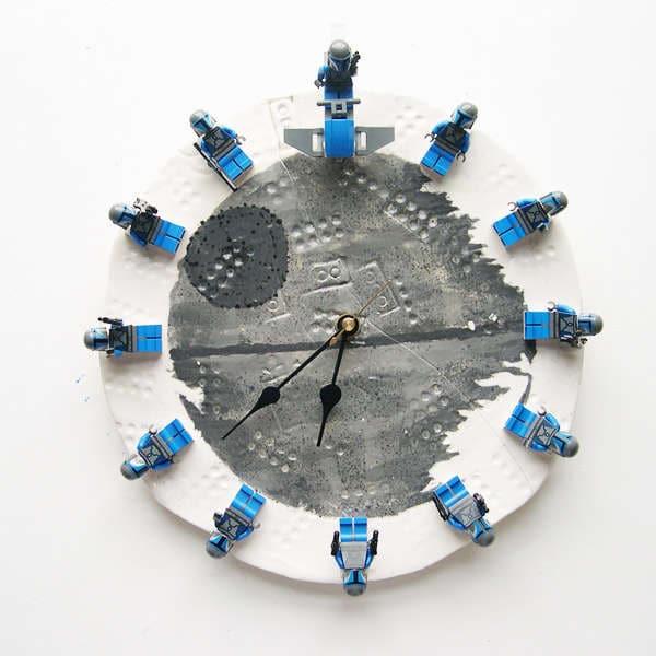 DIY-Star-Wars-Clock