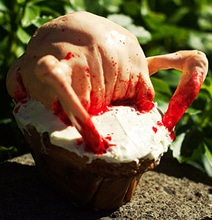 Half-Life Headcrab Creative Cupcake Will Mess With Your Head