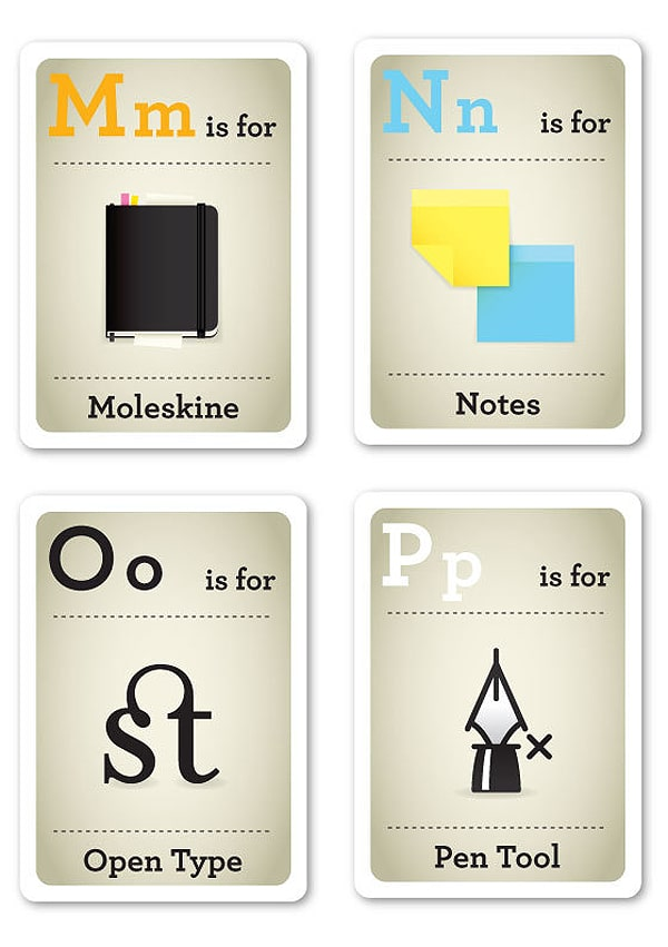 Hipster-Style-Alphabet-Letters-Design