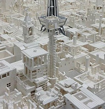 Lego Build Of Japan Created With 1.8 Million Bricks