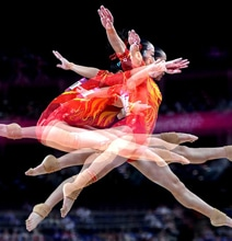 Olympic Multiple Exposure Photographs To Inspire You [10 Pics]