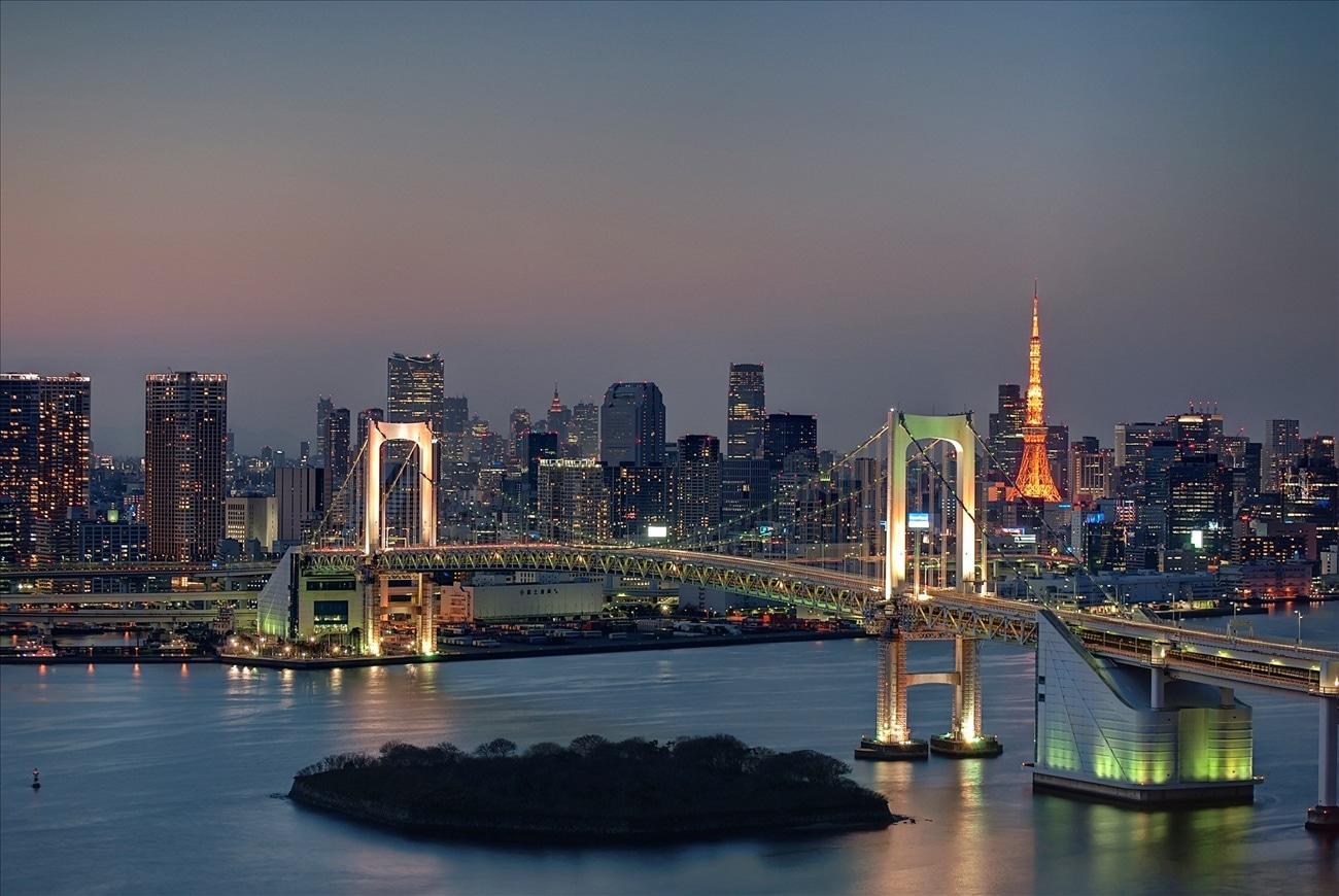 Image result for japan tokyo bridge