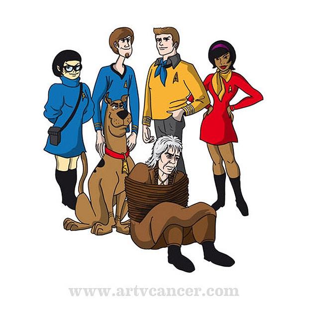 Scooby-Doo-Star-Trek-Video
