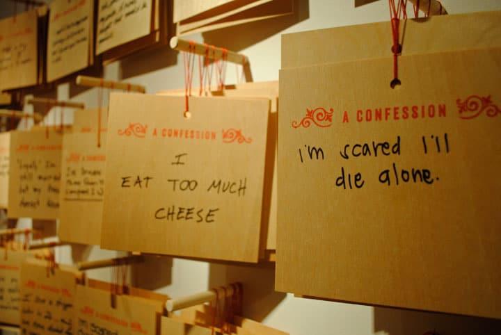 Secret-Confessions-Art-Project