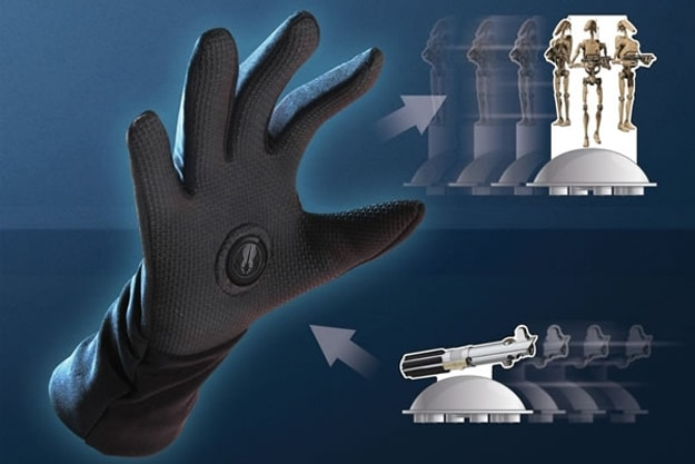Try Using The Force With A Star Wars Force Glove