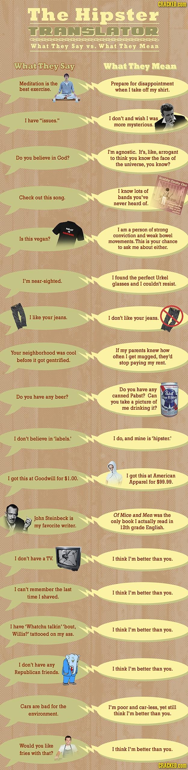 Hipster-Style-Translator-Personality-Chart