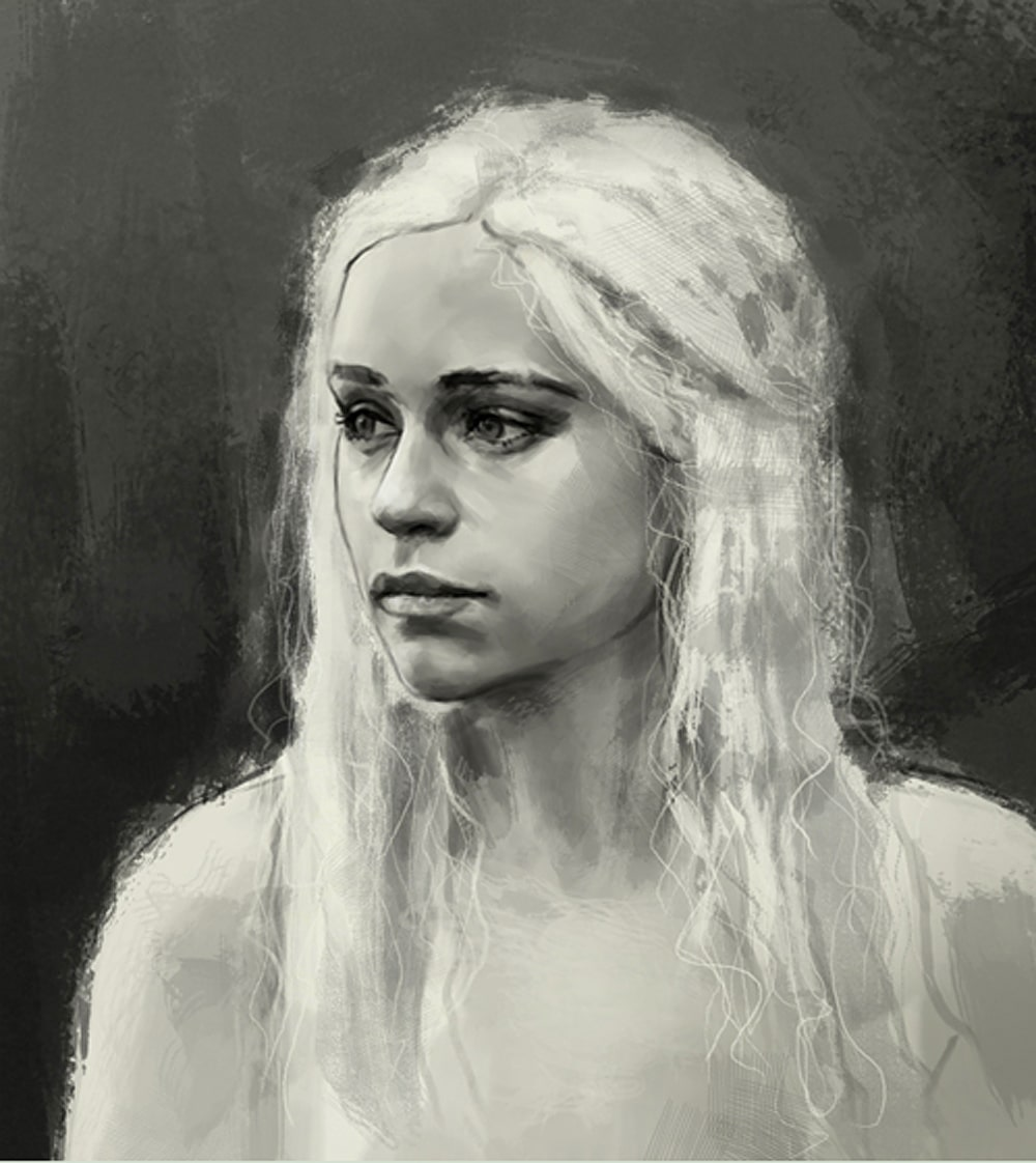 Game-Of-Thrones-Character-Illustrations