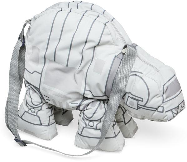 AT-AT Handbag For The Puppet Playing Star Wars Fans