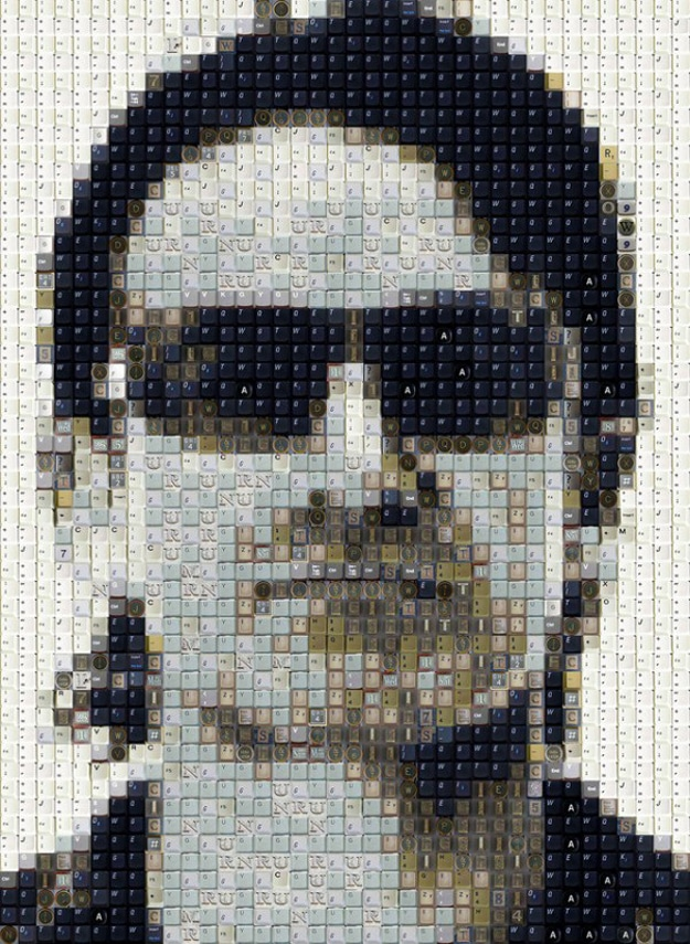 bono-u2-keyboard-keys-art
