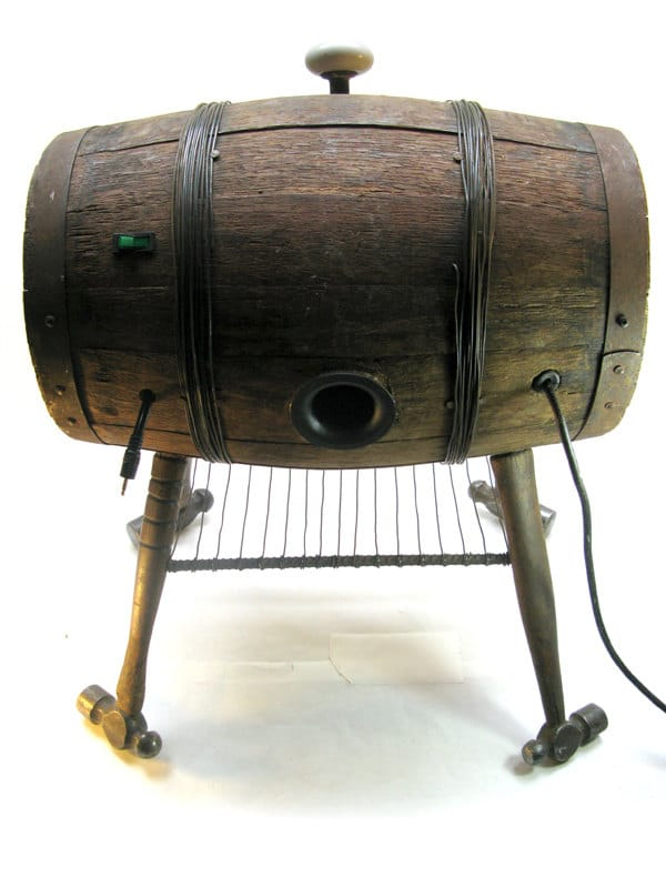 brandy-keg-stereo-recycling