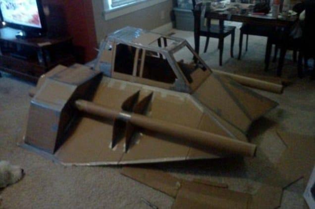cardboard-build-snowspeeder-sled