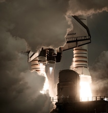 Space Shuttle Endeavor Photgraphy