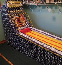 KNEX Skeeball Machine Is An Epic Feat In Engineering