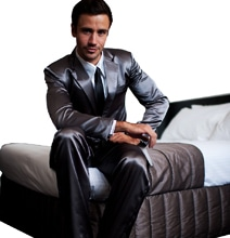 Looking Sharp While Sleeping Is Pimp Easy With The Suitjamas