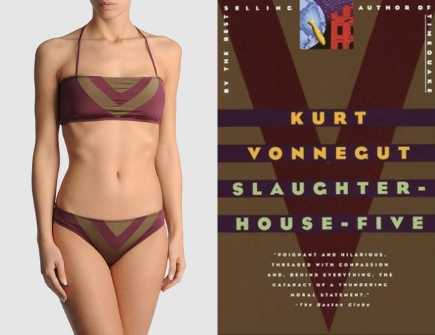 Matchbook: Swimwear That Matches Your Favorite Book