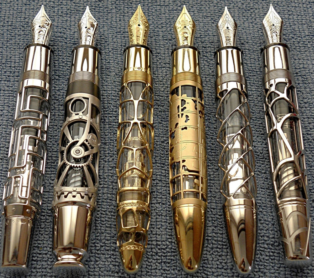 Montblanc Fountain Pen Porn To Drool Over