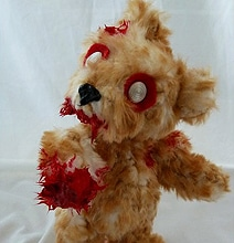 Plush Zombie Animals Will Keep Haunting You In Your Sleep