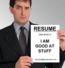 Resume Tips To Help You Land That Job [Infographic]