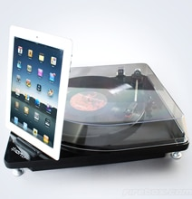 Retro Record Player Lets You Convert Old Vinyls To Your iPad