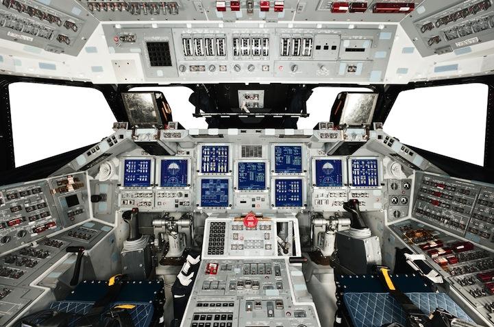 Window Electronics Dials Dashboard