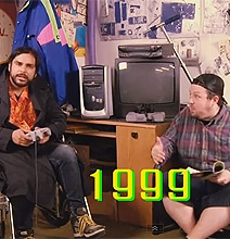 Then And Now: Gamer's Excitement Over New Gear