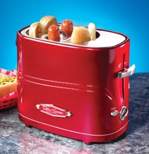 Vintage Toaster For Hot Dogs Brings The Retro Into Eating