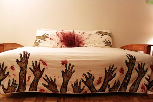 zombie-sheets-bed-set