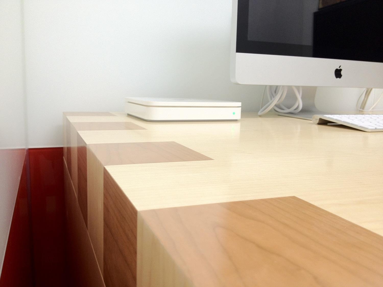 Apple Home Office Design