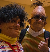 Nightmarish Bert And Ernie Cosplay That Will Haunt You Tonight