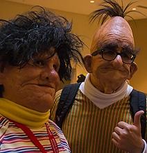 Nightmarish Bert And Ernie Cosplay That Will Haunt You Tonight