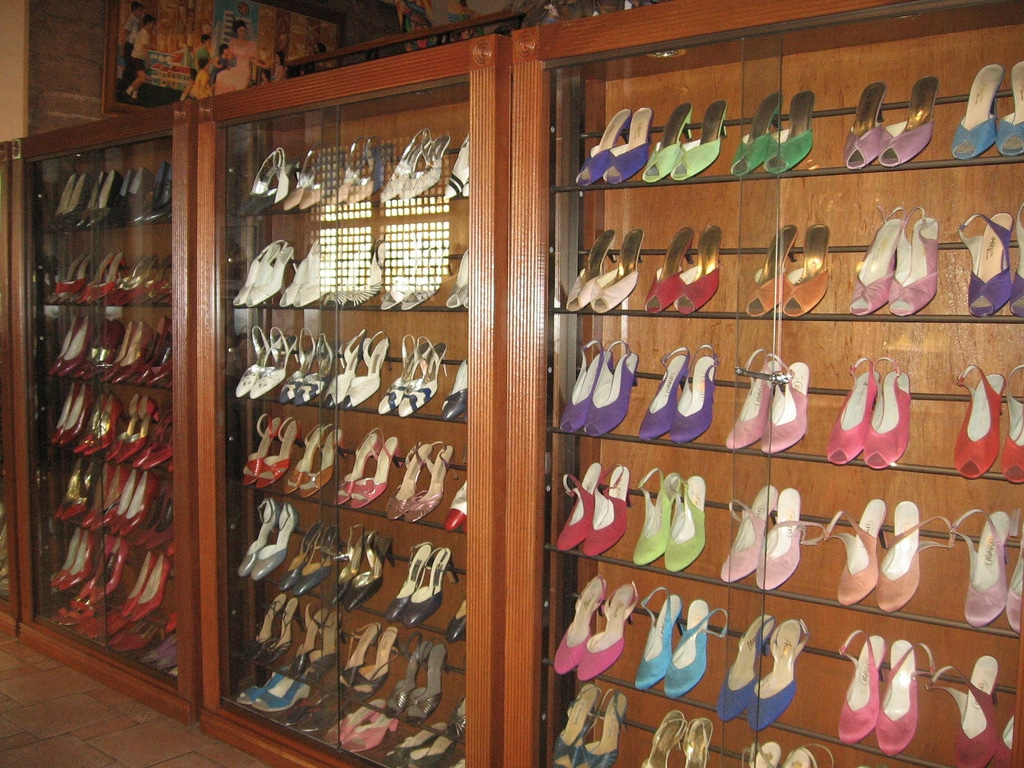 The Most Extravagant & Excessive Shoe Collection Of All Time