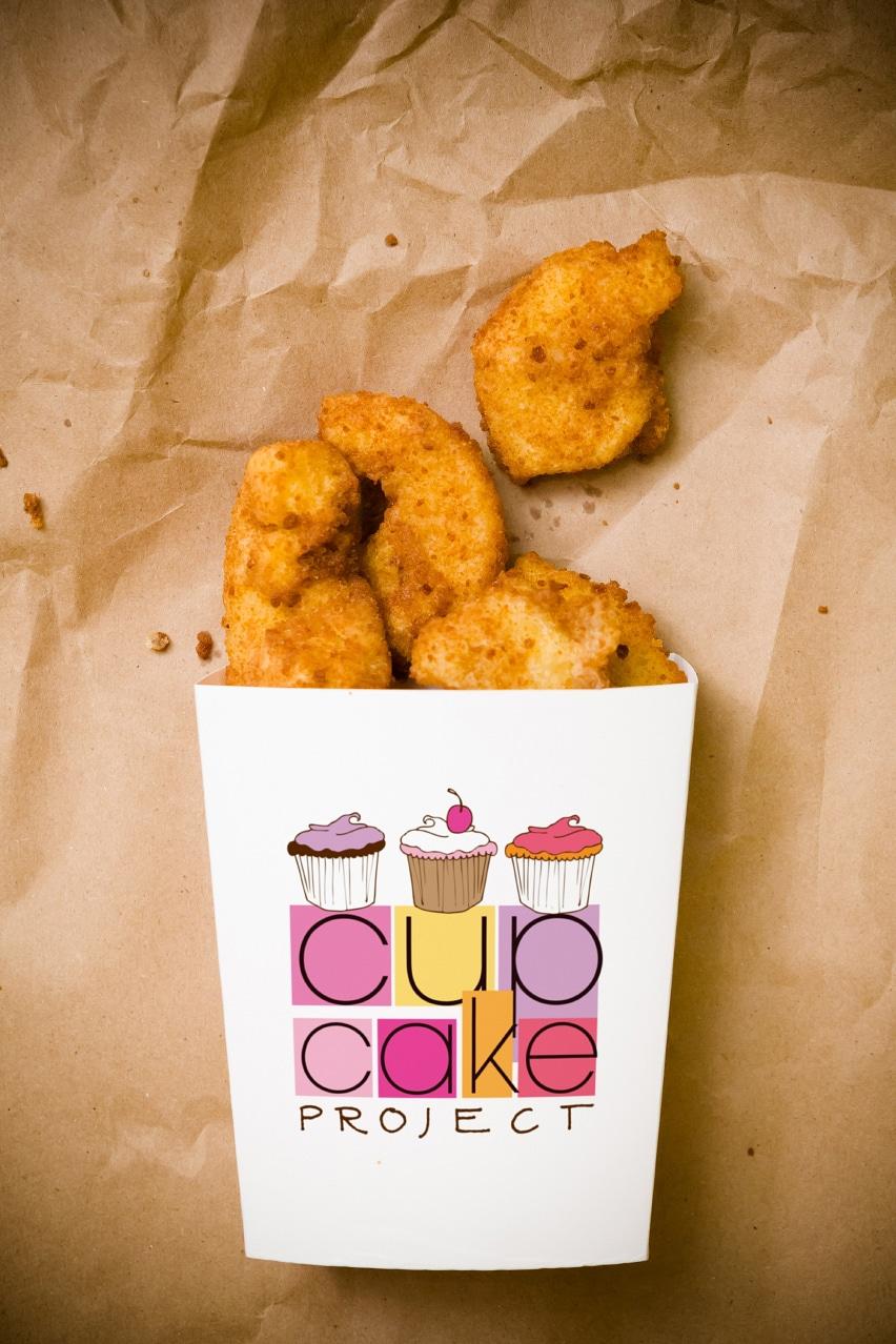 Chicken-Nugget-Cupcake-Design
