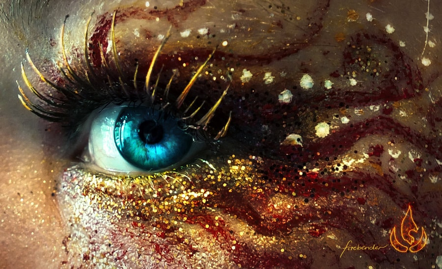 Eye Art Design : Extraordinary eye art designs to inspire your creativity