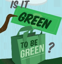 Adopting A Green Lifestyle Can Save You Money [Infographic]