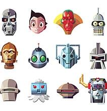 Take A Break & Guess The Famous Robots [Chart]