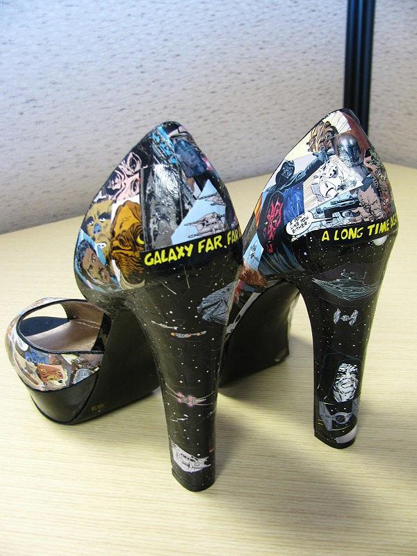 Handmade-Star-Wars-Shoes