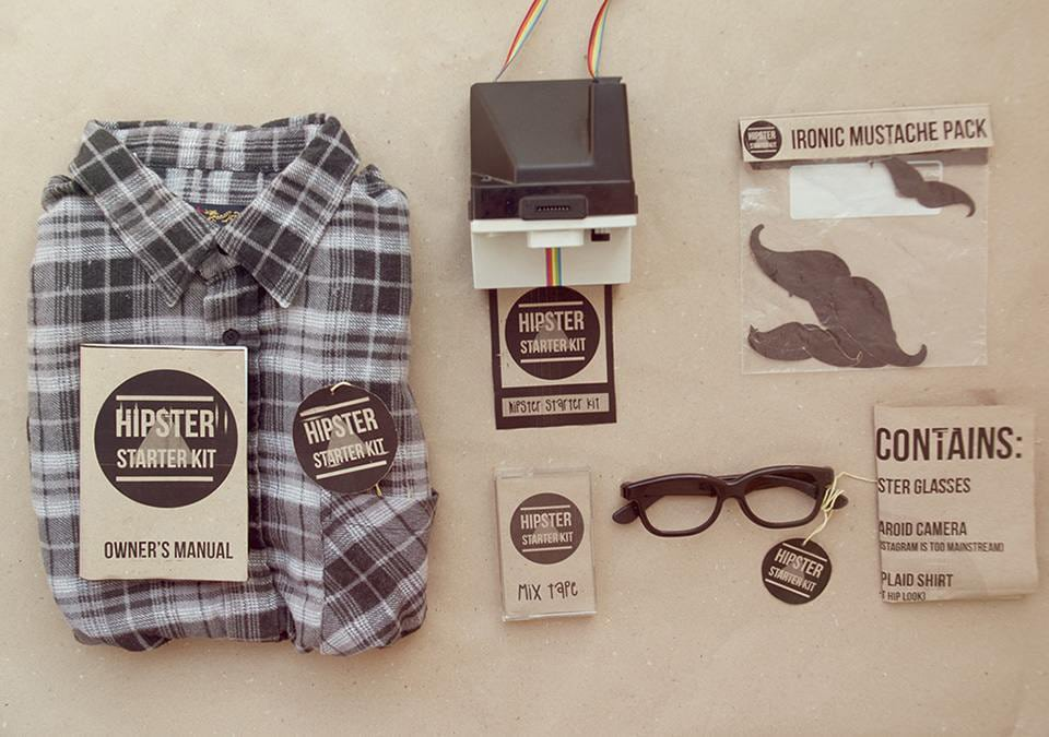 For Hipster Wannabes: The Hipster Style Starter Kit