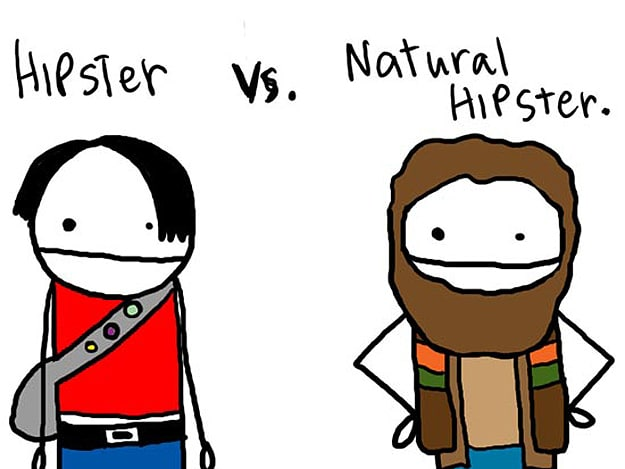 Hipster-Style-Funny-Cartoon
