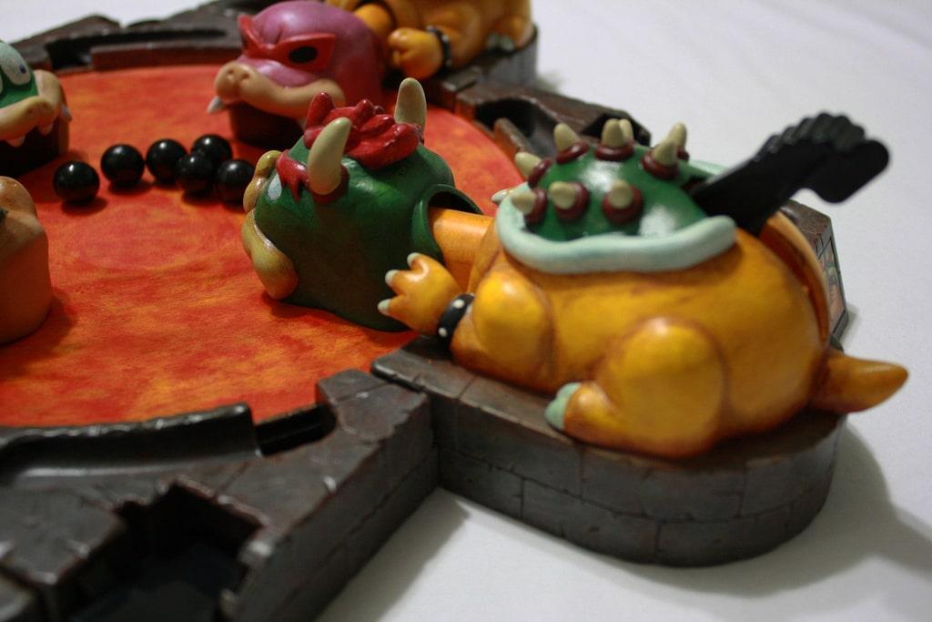 Mario-Hungry-Hungry-Hippos