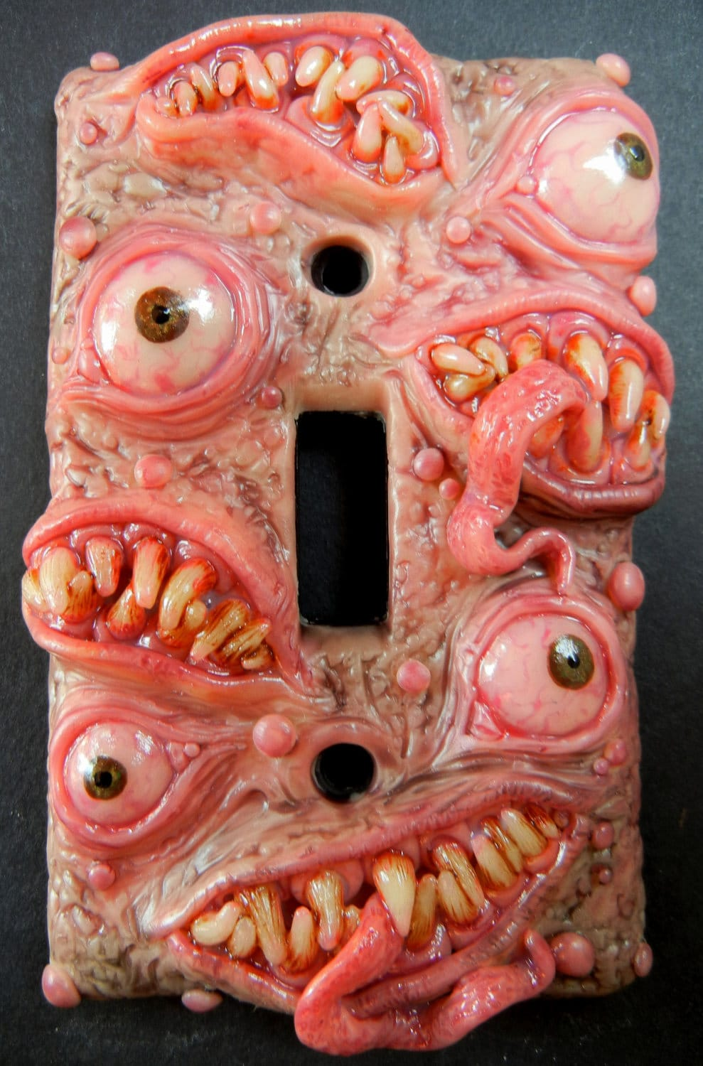 Monster-Gross-Light-Switch-Plates