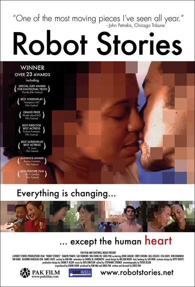 Robot Stories: The Film That Will Melt Your Synthetic Heart