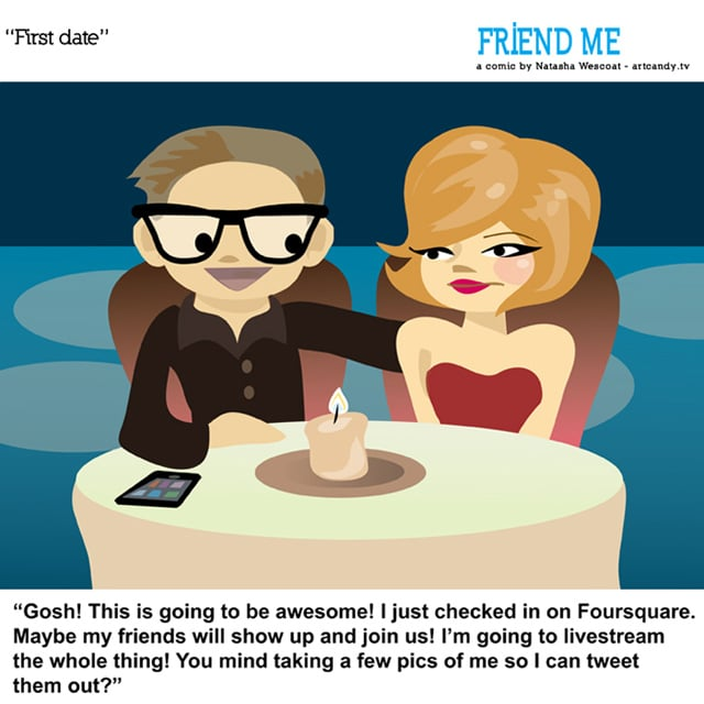First Date Tips: With A Little Help From Your Tech [Infographic]