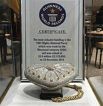 World's Most Expensive Handbag (It's Not Even That Cute)