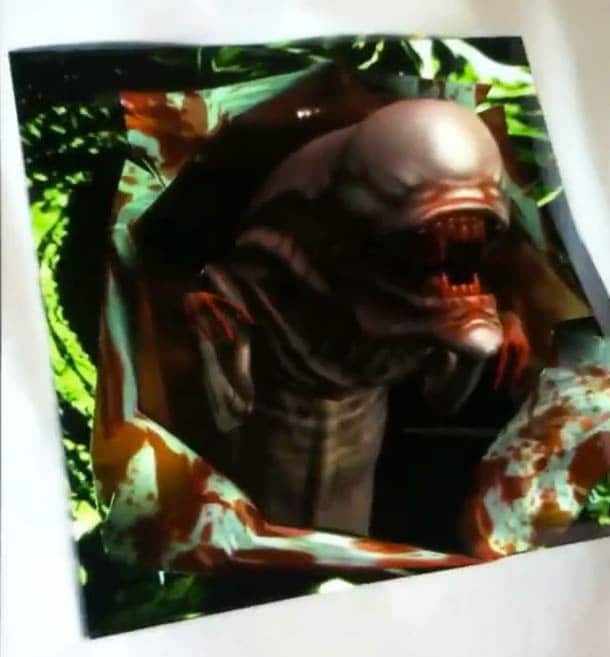 Chestburster Augmented Reality T-Shirt Will Scare You To Death
