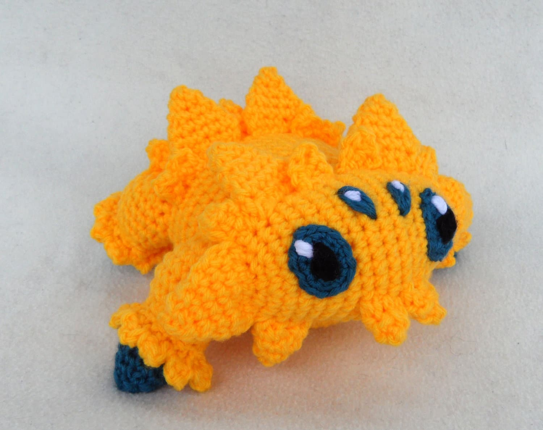Crochet Patterns Pokemon Characters : Crocheted Plush Pokemon Characters With Insane Detail